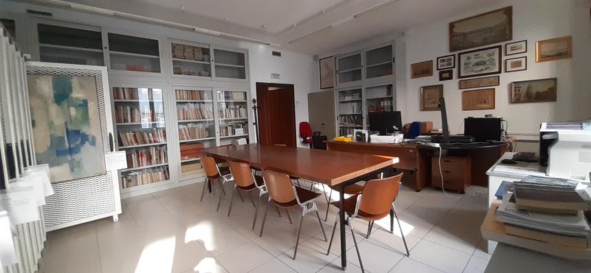 Biblioteca Archivio degli Scrittori e della cultura Regionale