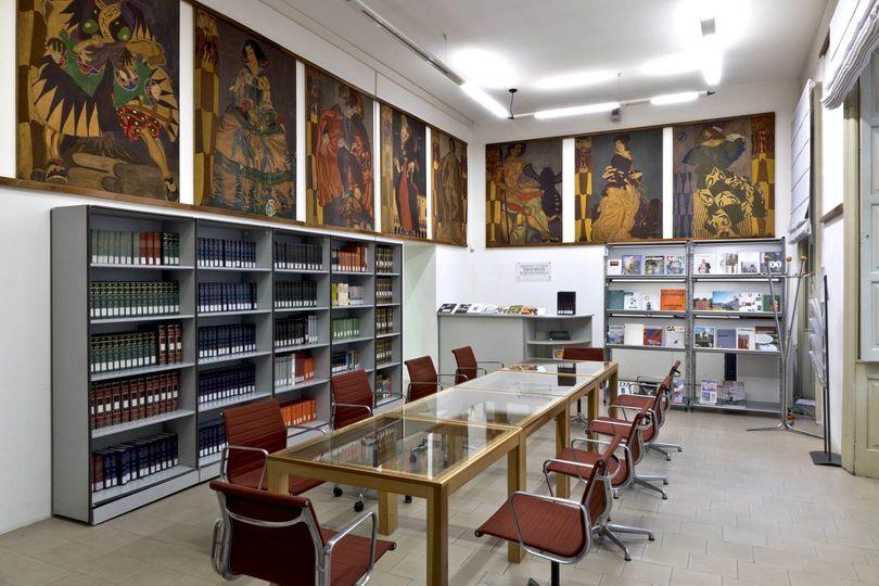 Biblioteca d'arte