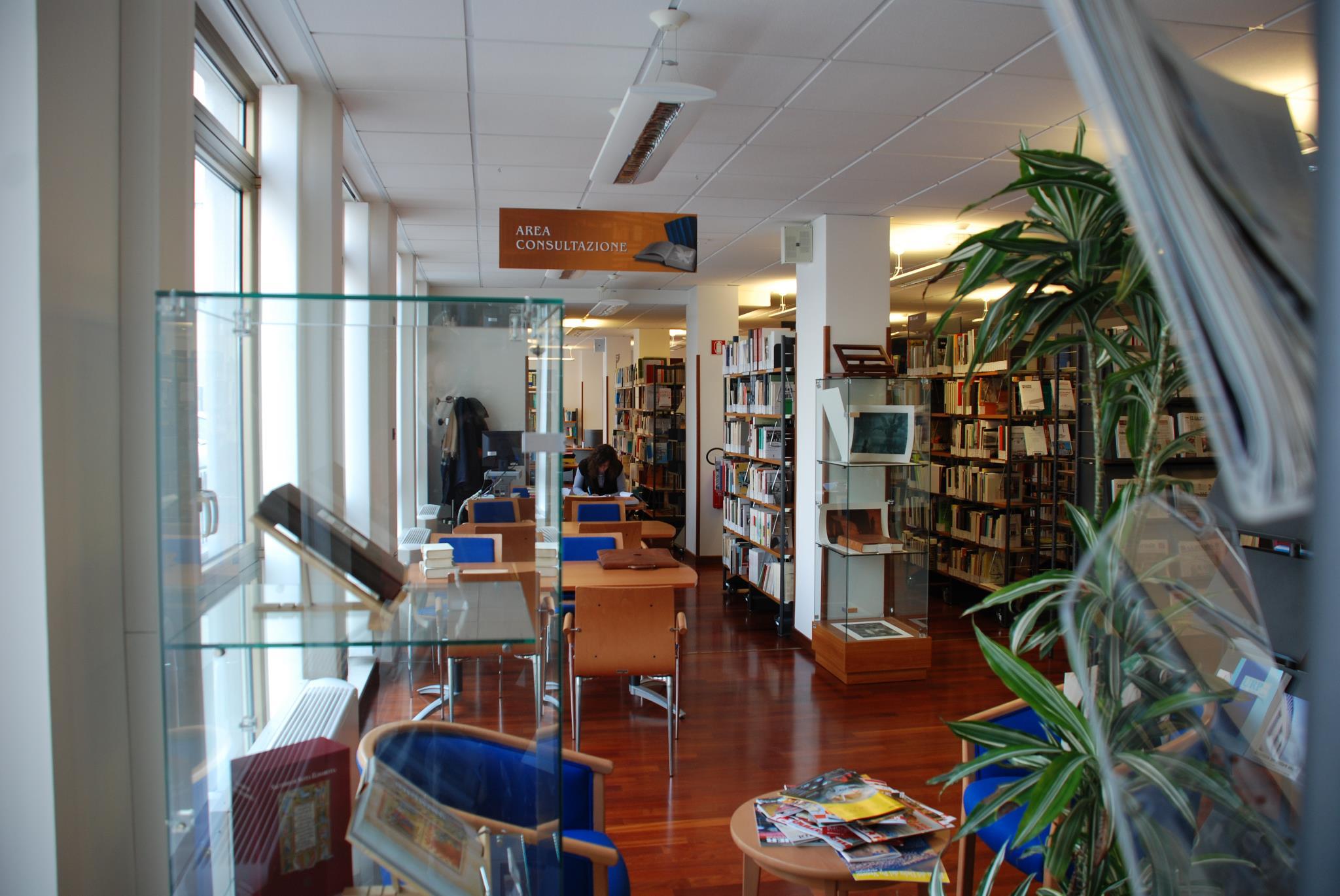 Biblioteca del Consiglio Regionale del Friuli Venezia Giulia
