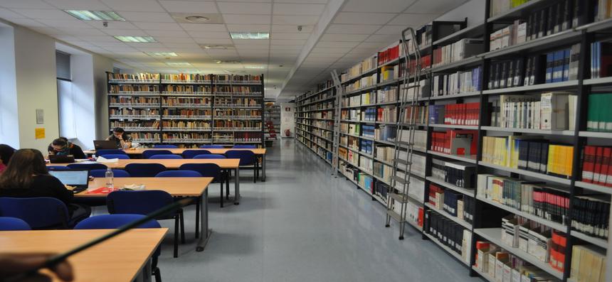 Biblioteca della Scuola di lingue