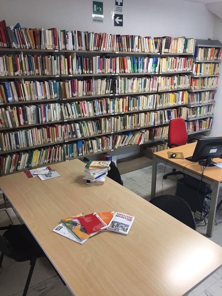 Biblioteca dell'IRSSES Istituto Regionale per gli Studi di Servizio Sociale