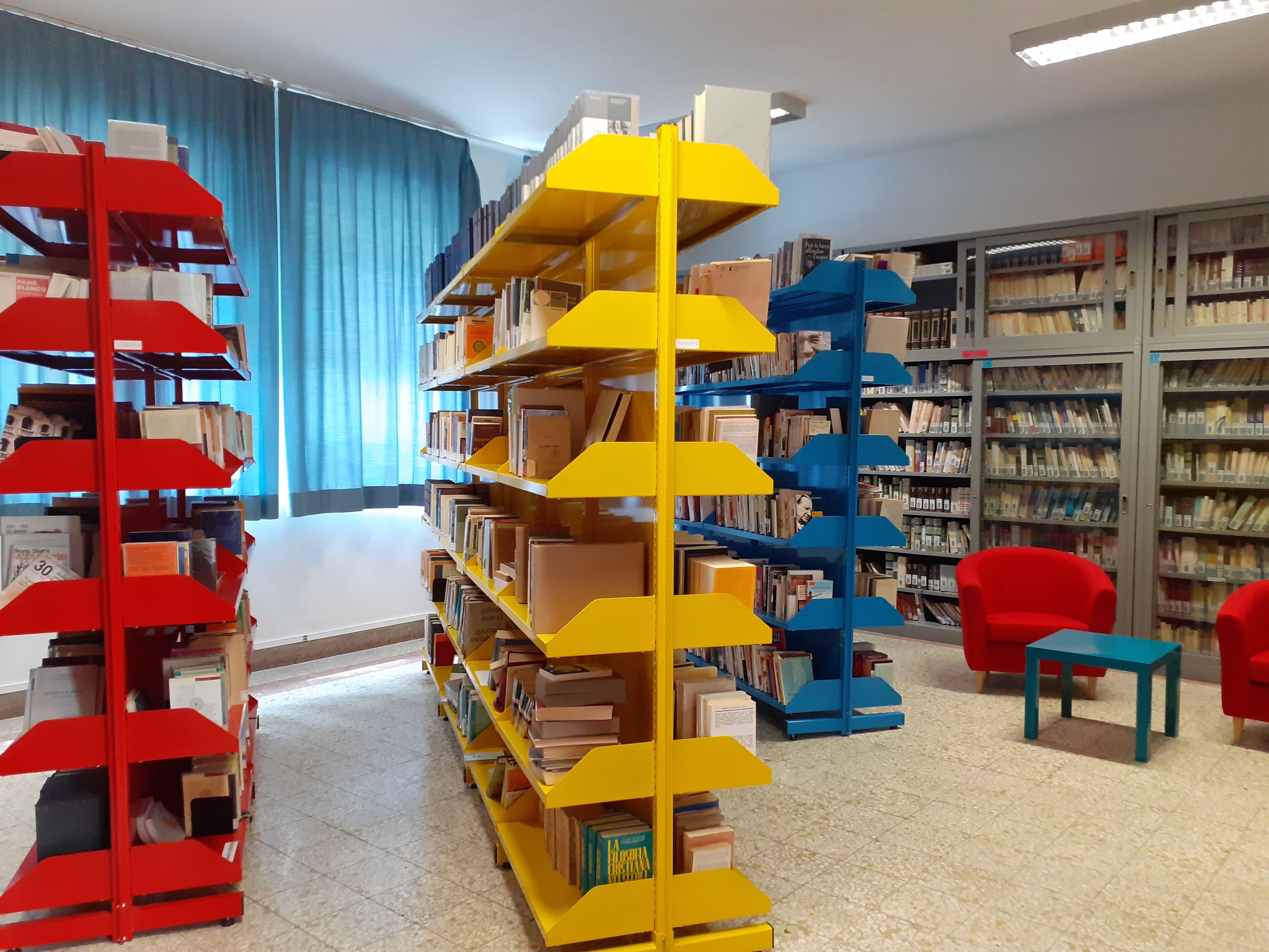 Biblioteca del Liceo