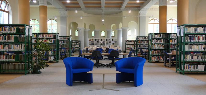 Biblioteca della Sede di Gorizia