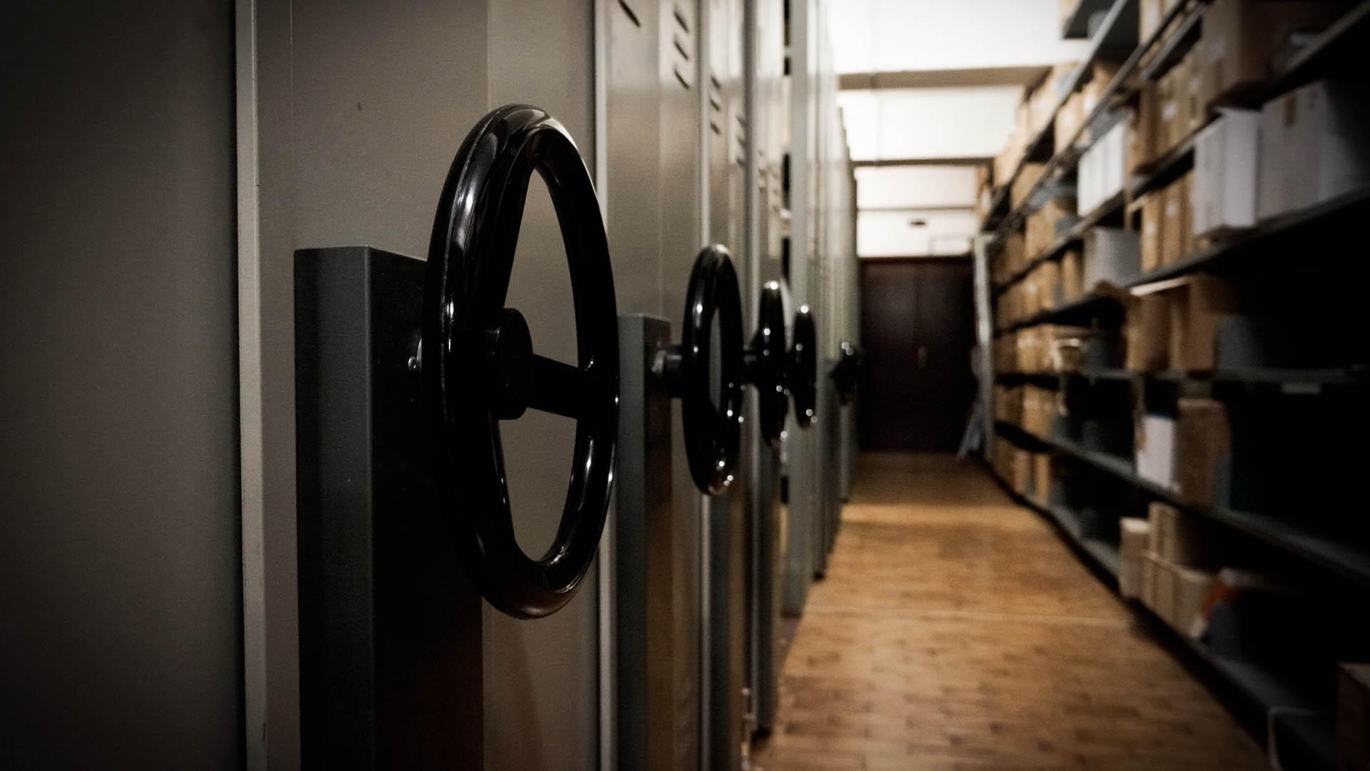 Biblioteca dell'Archivio di Stato di Trieste