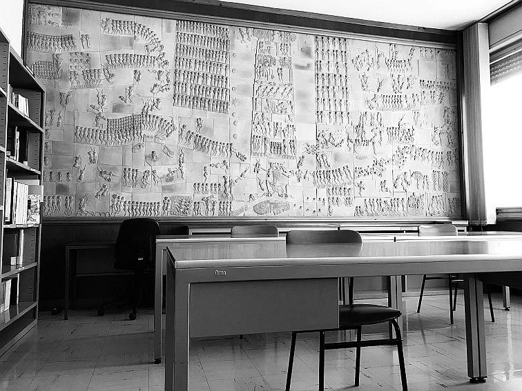 Biblioteca dell'Archivio di Stato di Gorizia
