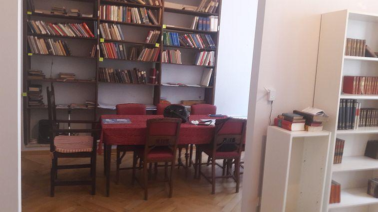 Polo delle Biblioteche Evangeliche di Trieste - Biblioteca Luterana