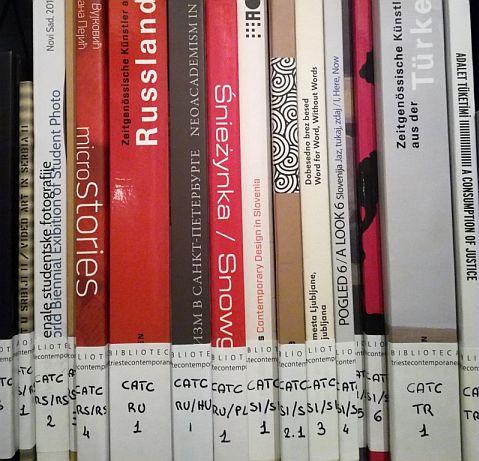 Biblioteca Trieste Contemporanea