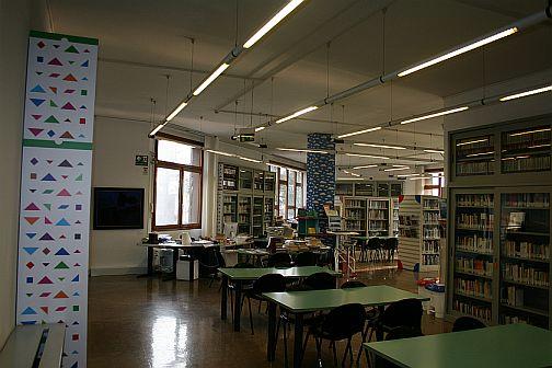 Biblioteca del Centro Culturale Casa