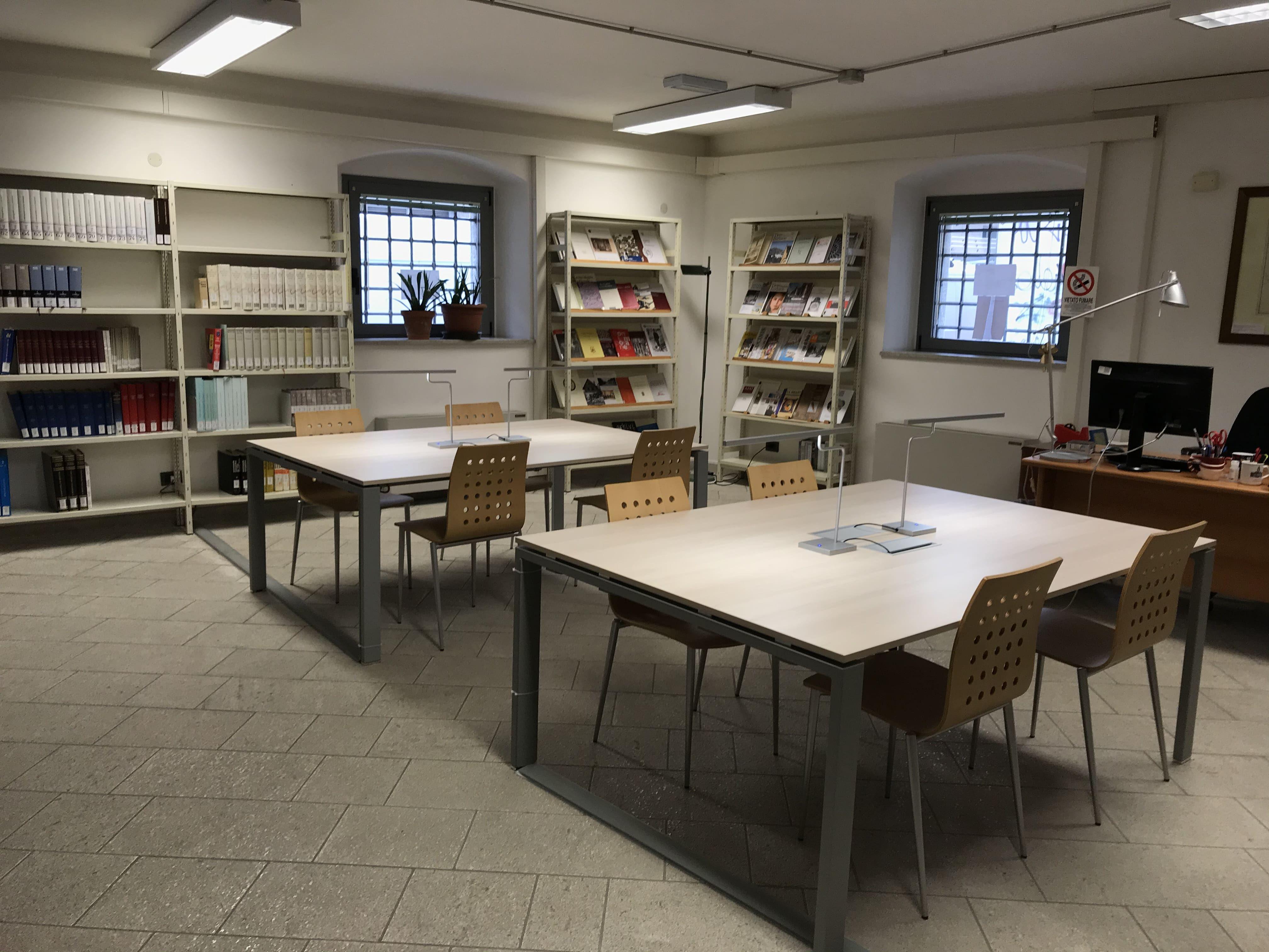 Biblioteca dei Musei Provinciali di Gorizia - ERPAC