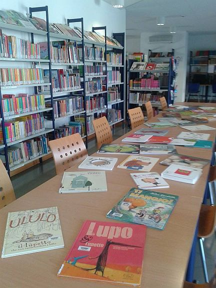 Biblioteca comunale P.A. Quarantotti Gambini