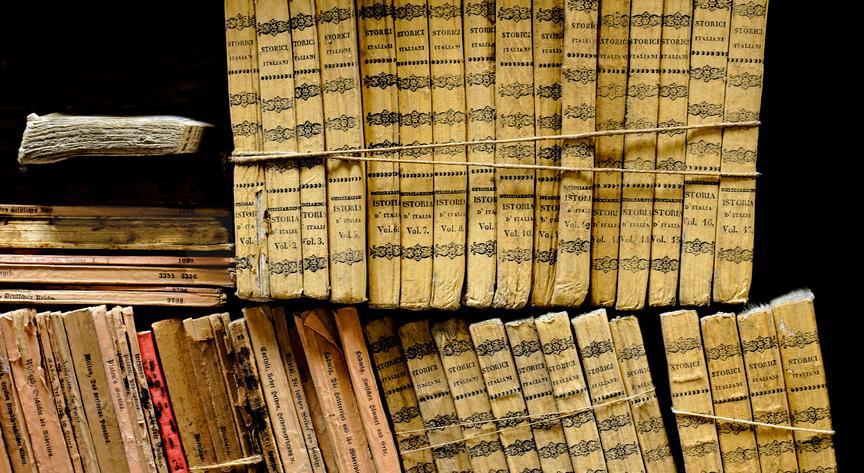 Biblioteca dell'IRCI Istituto Regionale per la Cultura Istriano - fiumano - dalmata