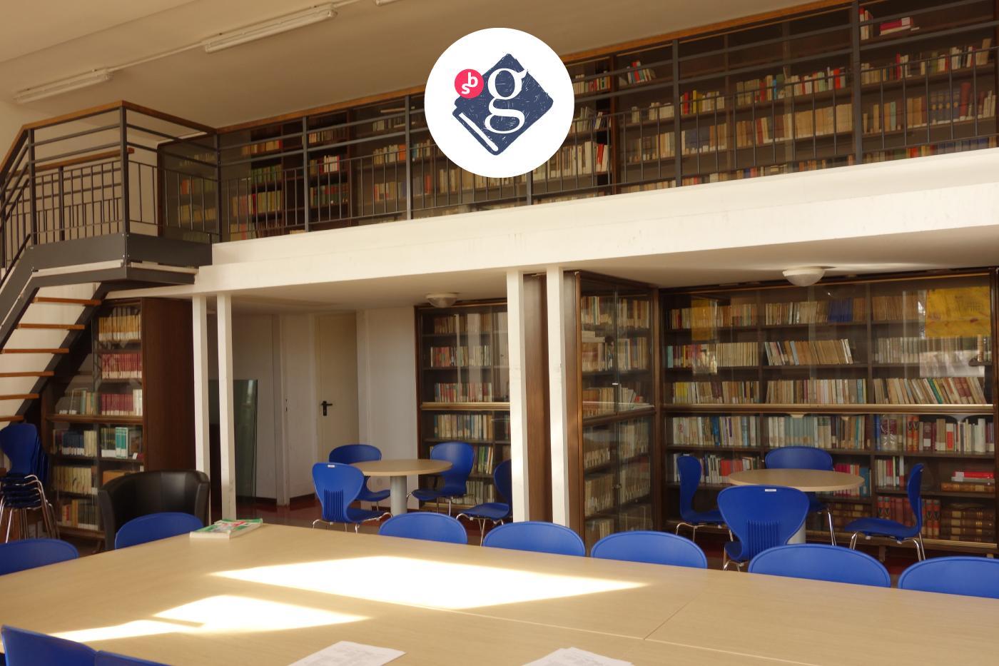 Biblioteca Claudio Viola - Liceo scientifico Guglielmo Oberdan