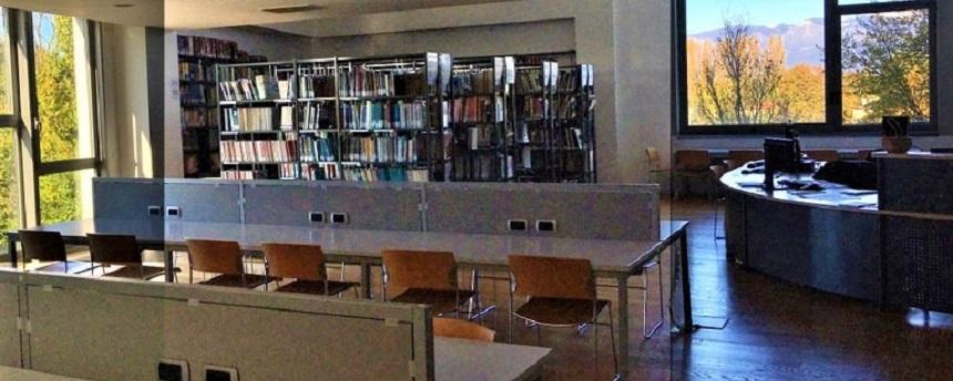 Biblioteca tecnico-scientifica. Sede di Pordenone. Ingegneria