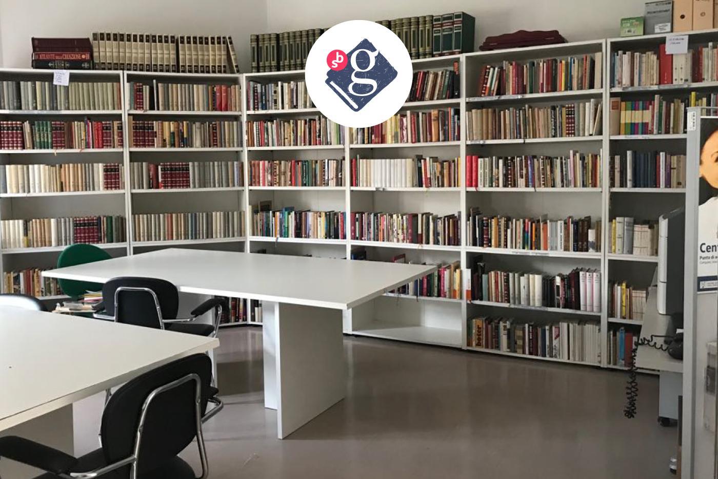 Biblioteca comunale di San Dorligo della Valle-Dolina/Knjižnica Občine Dolina